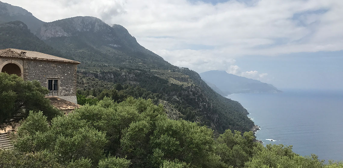 Fina vyer över Mallorca