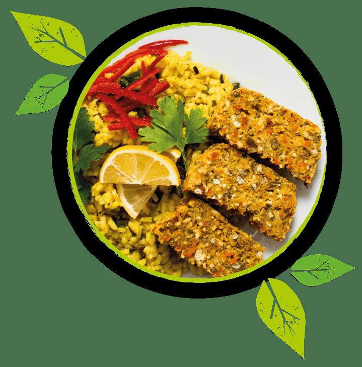 Veggie Loaf - Lentil