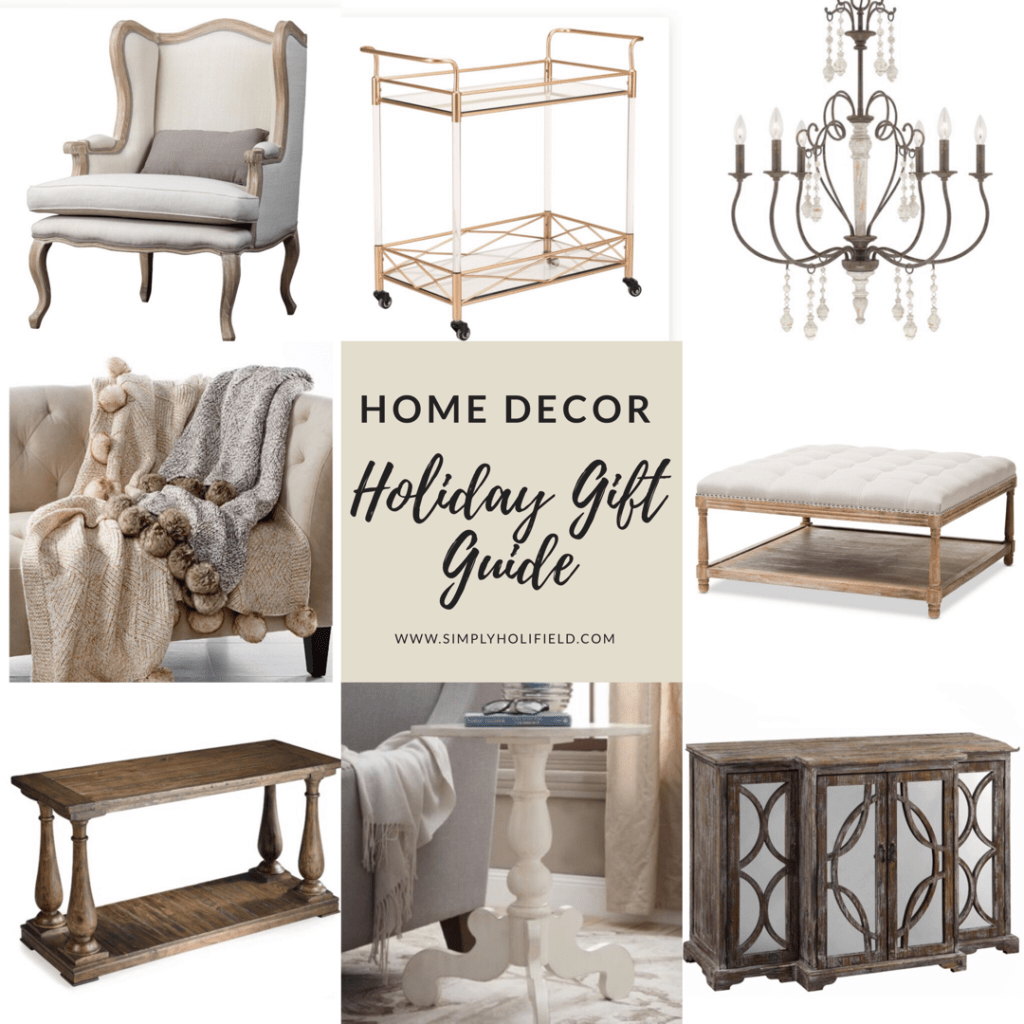 Home Decor Christmas Gift Guide Simply Holifield
