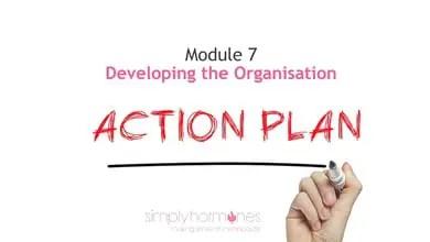 Module 7 Action Plan