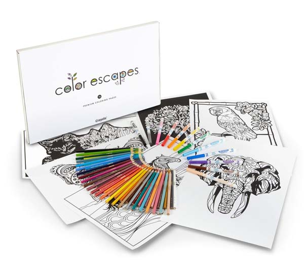 Crayola Color Escapes