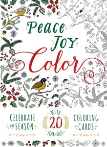 peace joy color