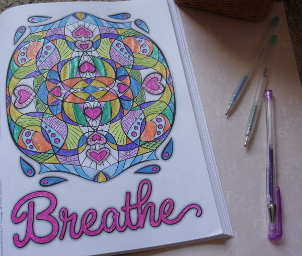 feel good words breathe