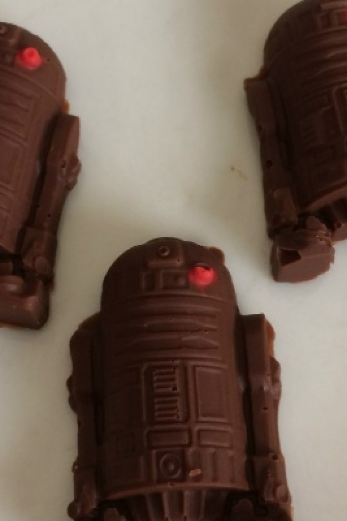 Star Wars Peanut Butter Candy