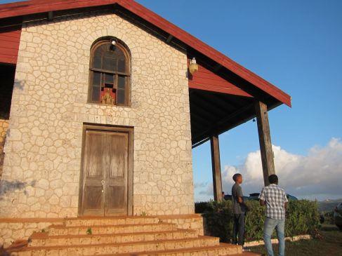 Hampton school chapel