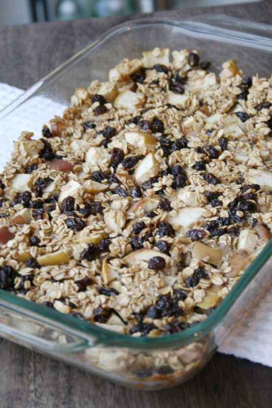 Baked Oatmeal | Simply JandK