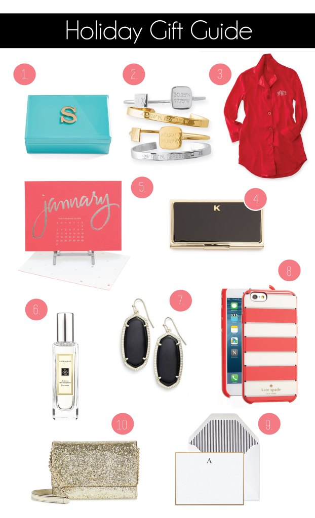 Holiday Gift Guide | Simply JandK