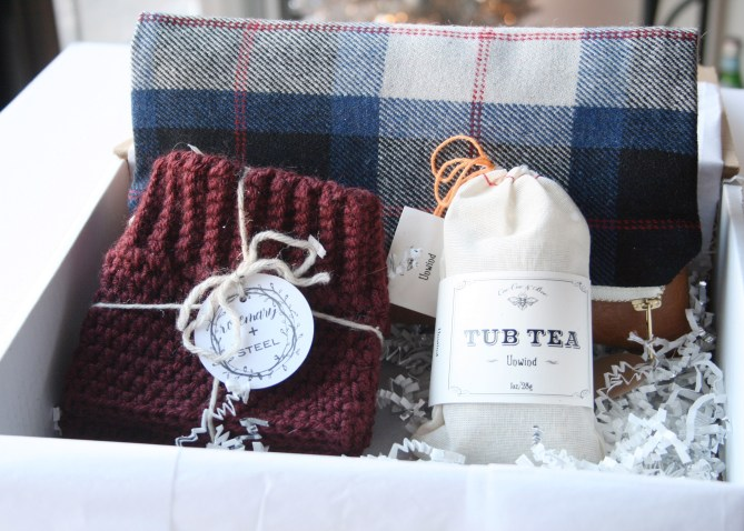 Aster Market December Box | SImply J and K