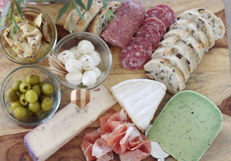 Your guide to Charcuterie and Cheese Plates