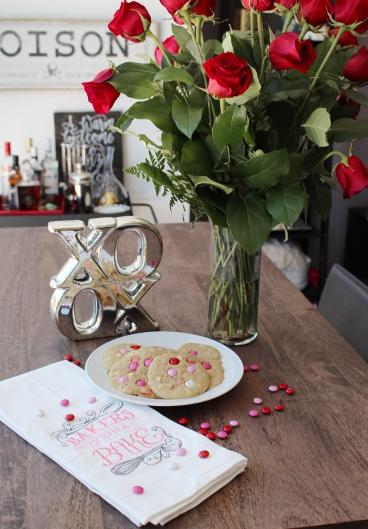 Valentine's Day Cookies | SImply J and K
