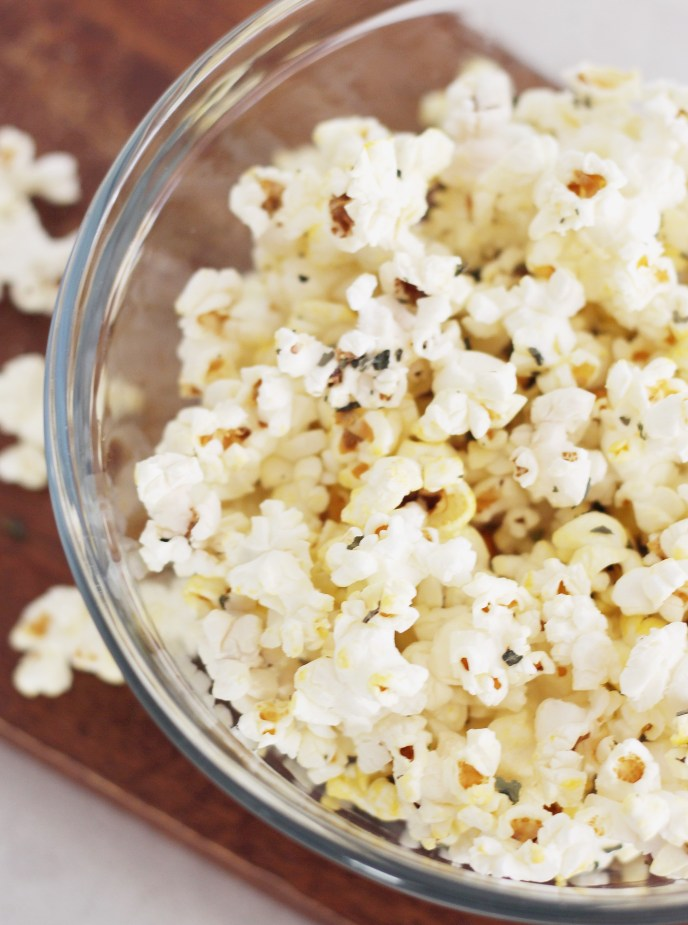 Italian Seasoned Popcorn