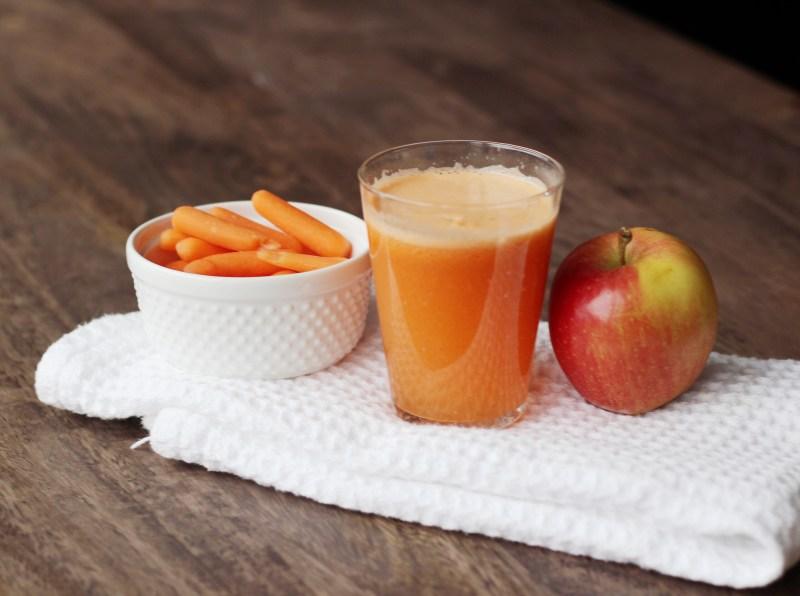 Carrot Apple Ginger Juice