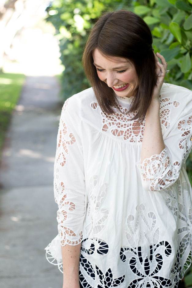 Spring Lace for Under $100