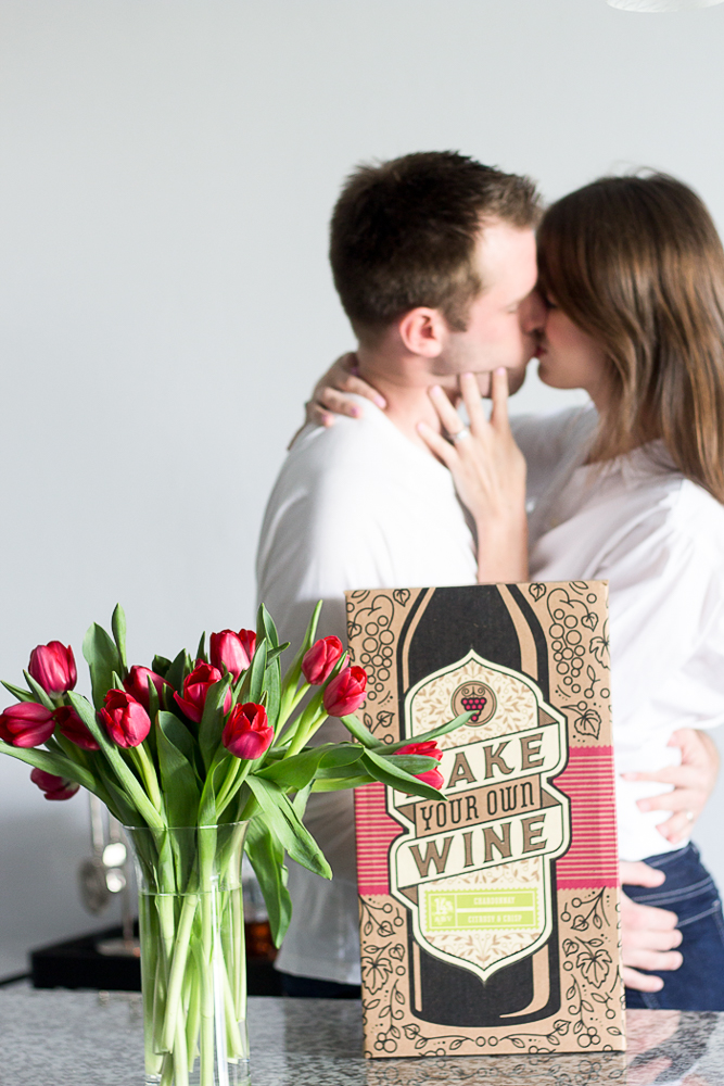 DIY Date Night: A Wine Making Party For Two