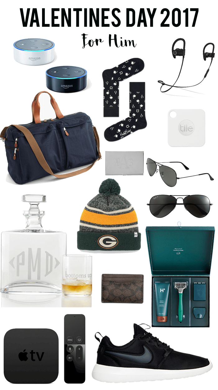Jordon's Valentines Day Gift Guide For Him