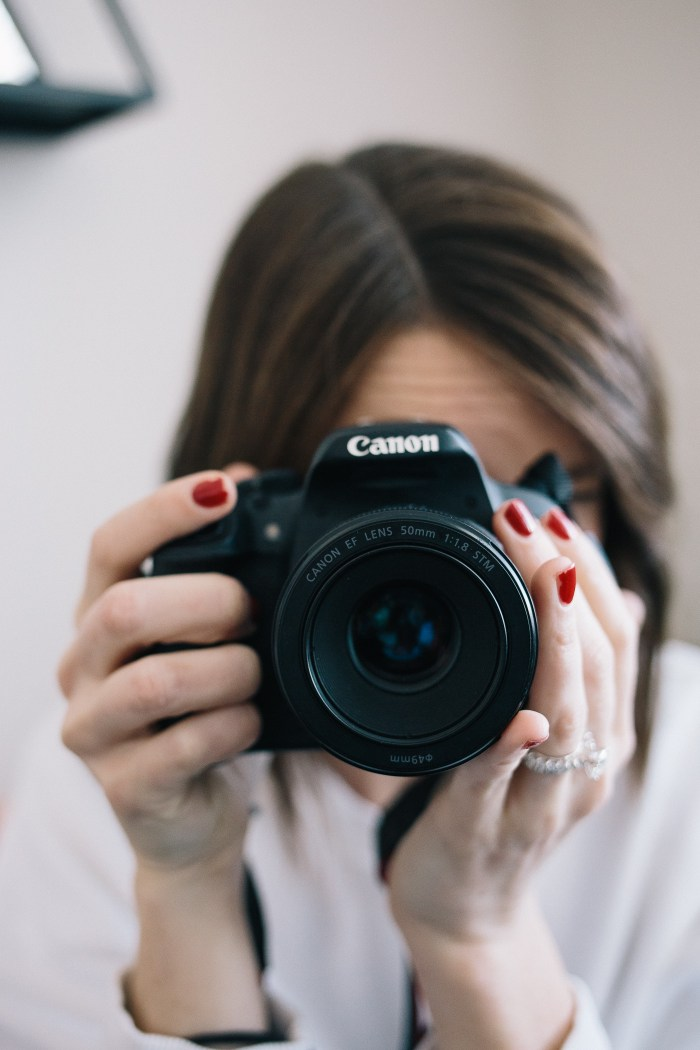 What's Inside my Camera Bag: A Blogger's Guide to Photography