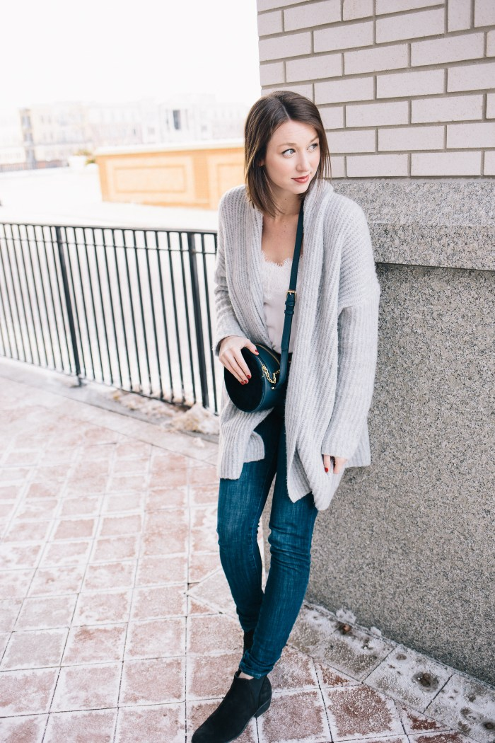 Winter Comfort + 20 Sweaters to Bundle Up in This Winter