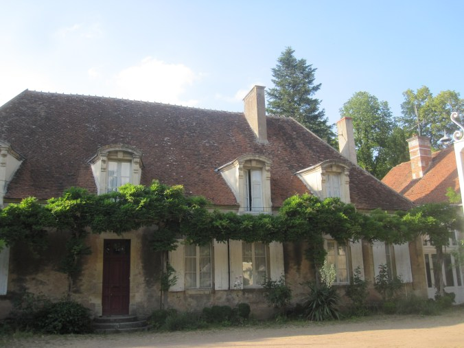 Chateau of Md. Malivon in Charenton du Cher