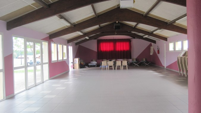 Event hall in Beyries