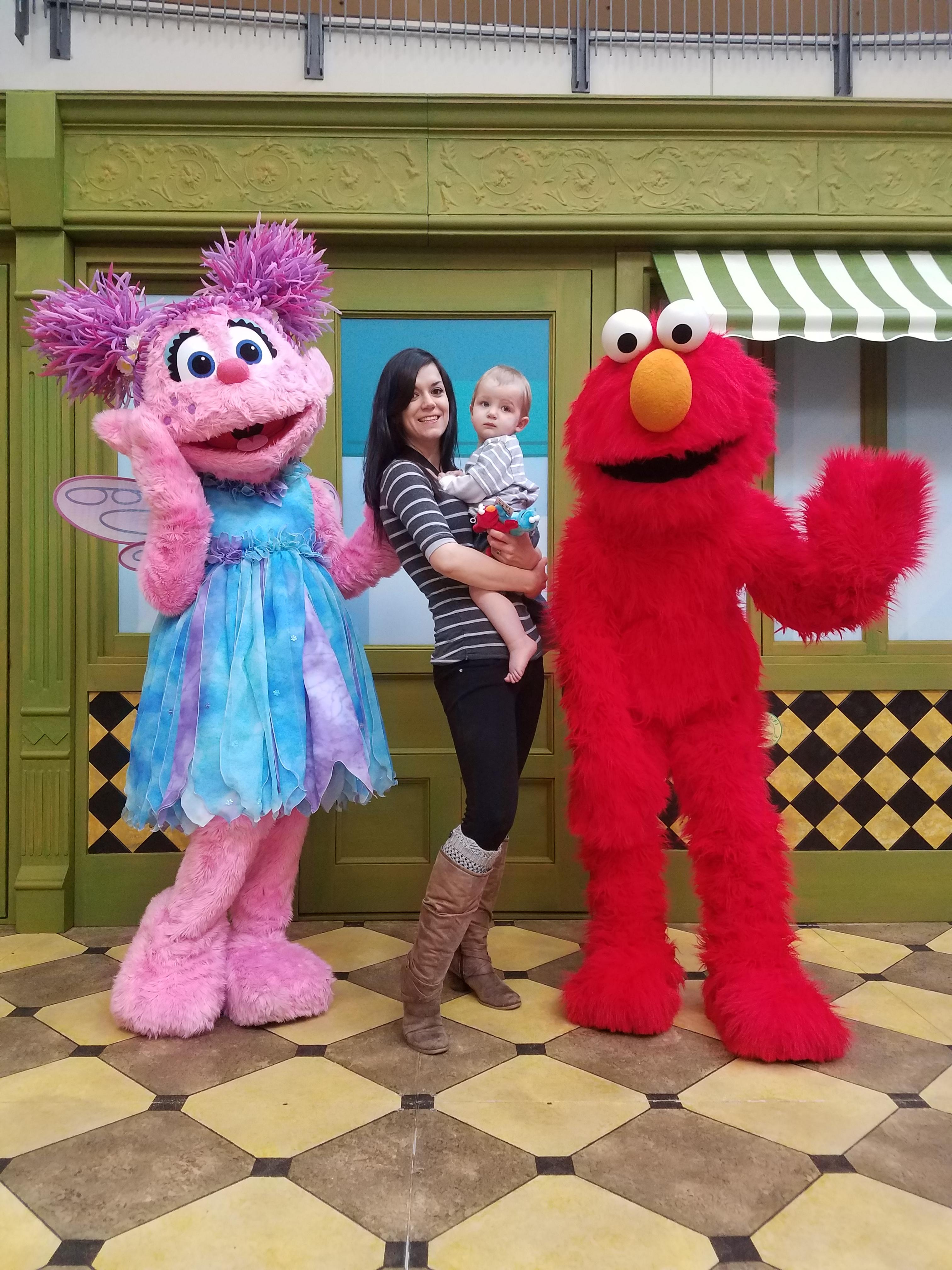 Sesame Street K Is For Kindness Pop Up Tour Simplykaraliz