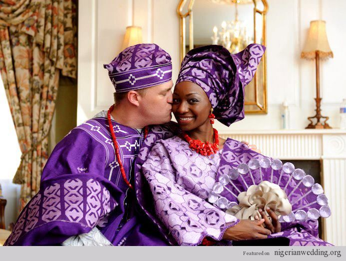 The Beauty Of Traditional Nigerian Weddings