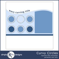 Curvy Templates Preview