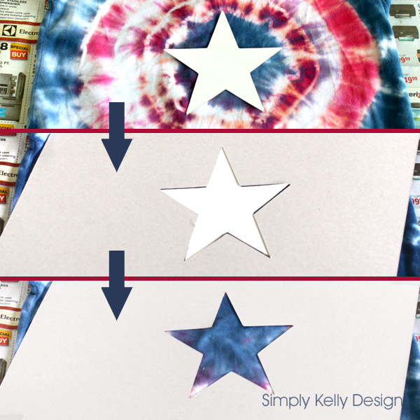 Captain America Tie Dye Shirts | Simply Kelly Designs #CaptainAmeria #patriotic #4thofJuly