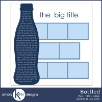 Atlanta Layout Inspiration And Bottled Template