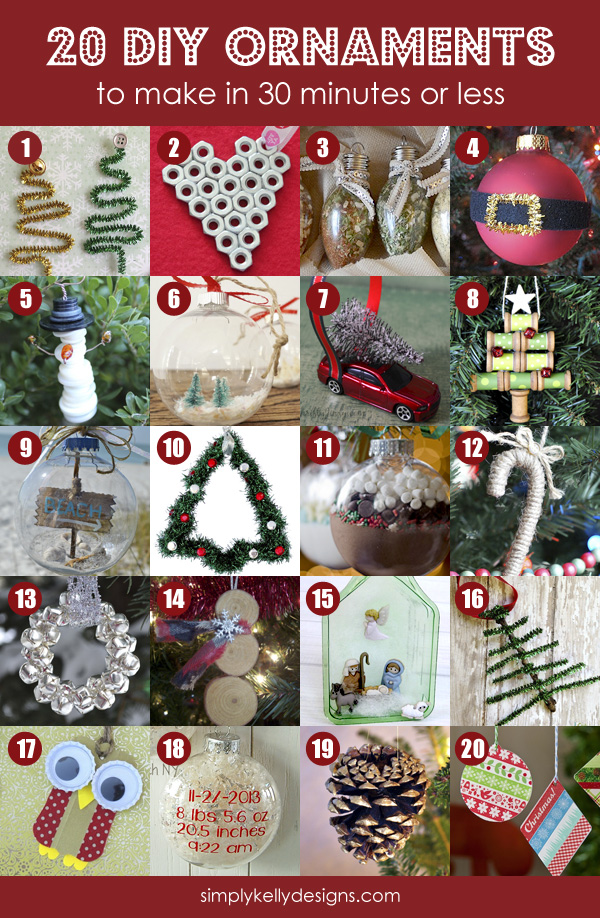 SimplyKellyDesigns_30MinutesOrLessOrnaments