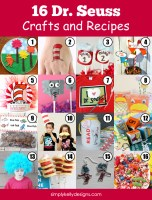 16 Dr. Seuss Crafts and Recipes
