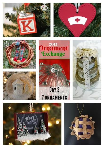 Ornament Exchange Day 2
