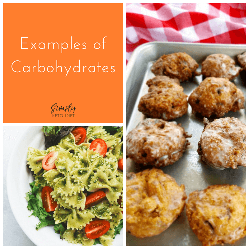 Examples of Foods that are Carbohydrates