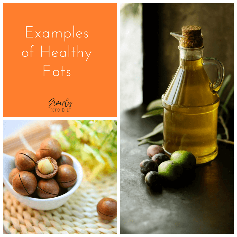 Examples of Healthy Fats