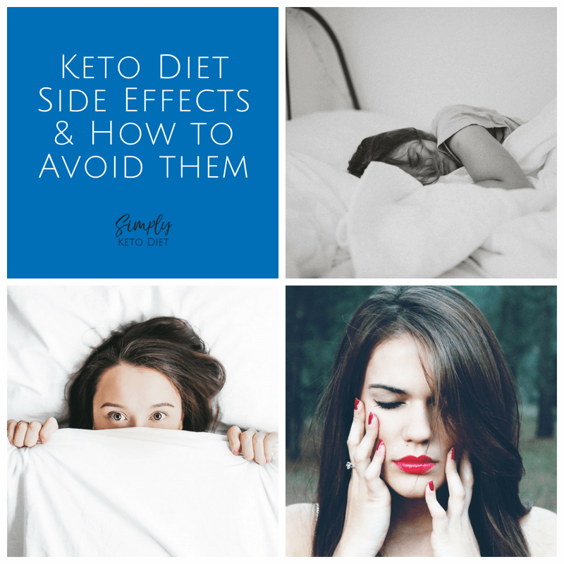 Keto Diet Side Effects and How to Avoid Them
