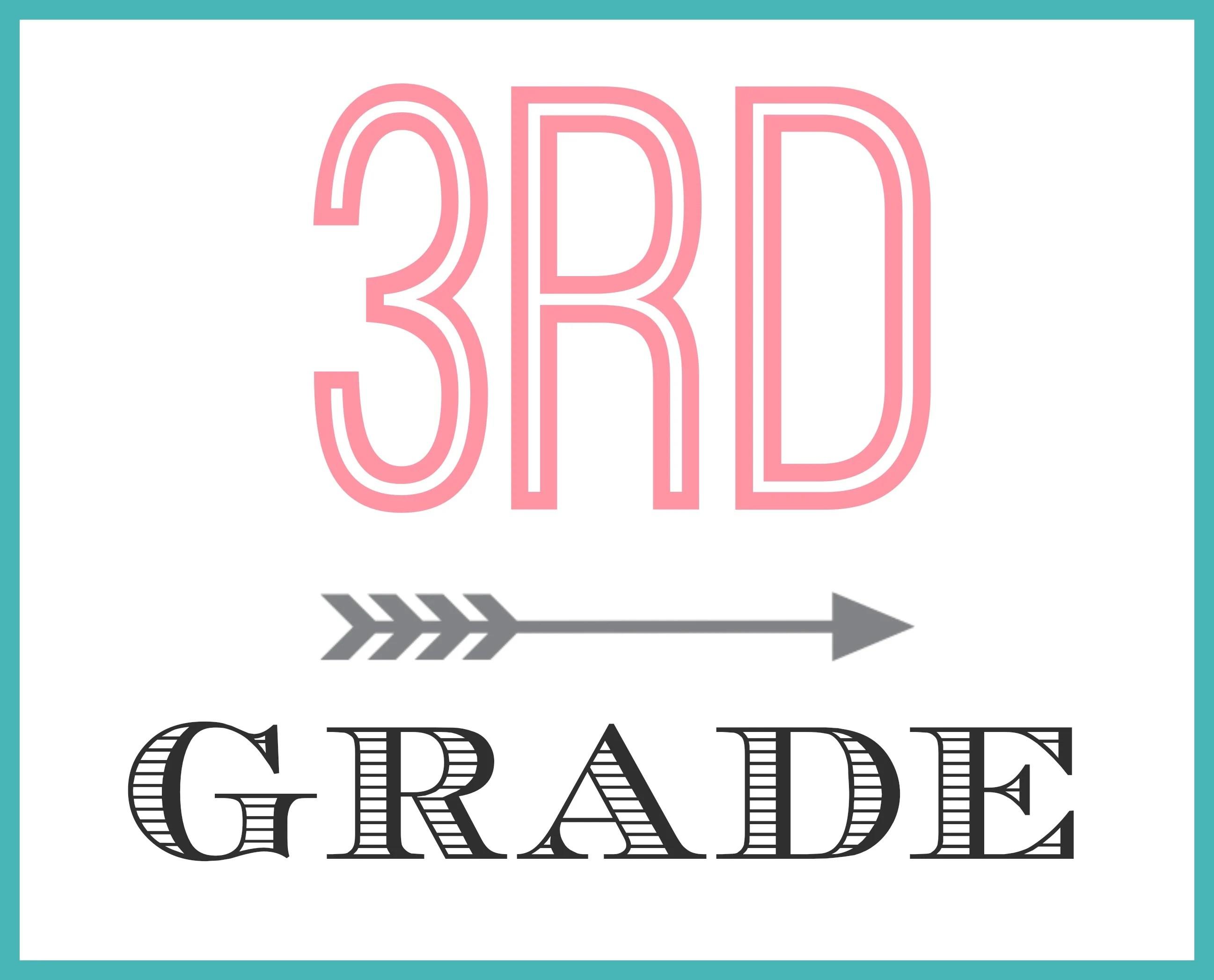 Third Grade Home