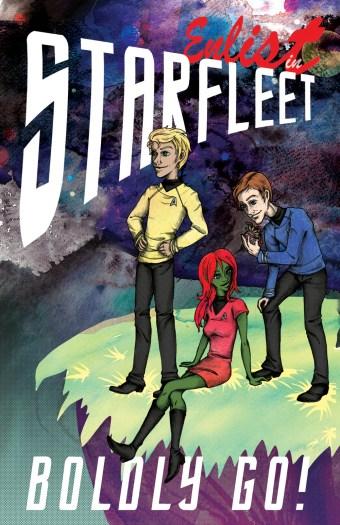 Enlist in Starfleet
