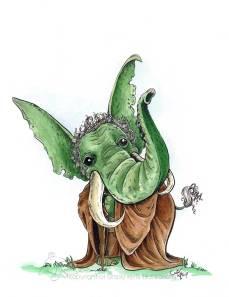 Yodaphant, 3 of 3
