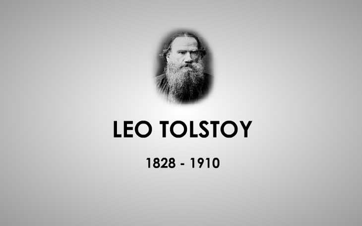 Αποτέλεσμα εικόνας για leo tolstoy