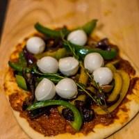Cheesy Peppery Pizza