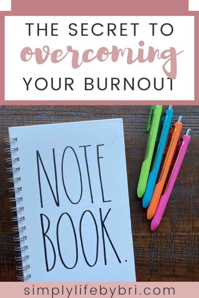 Burnout doesn't have to discourage you! Learn the best ways to overcome your burnout for good.