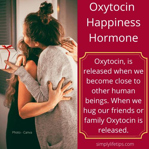 Hug OxytocinHappiness Hormone