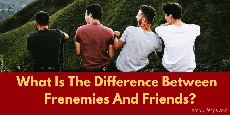 The Difference Between Frenemies And Friends
