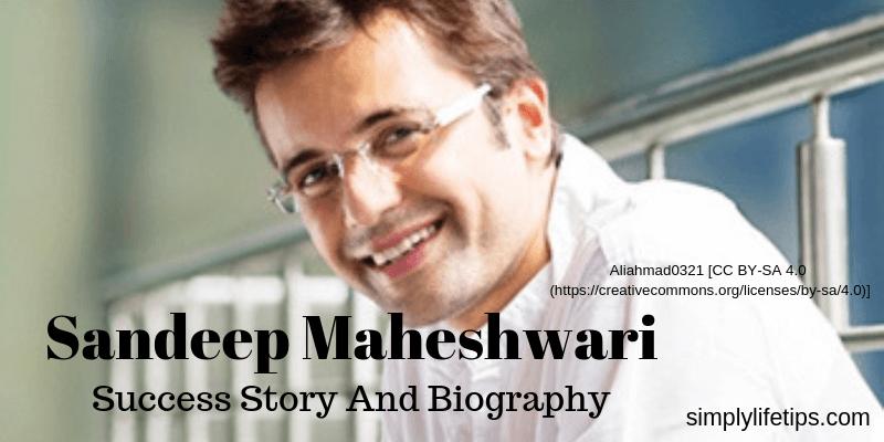 Sandeep Maheshwari Success Story