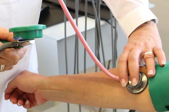 Blood Pressure BP check Garlic benefits