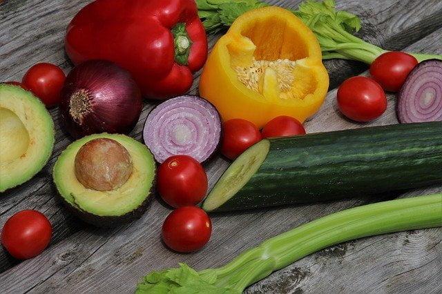 vegetables Avocado Fruits