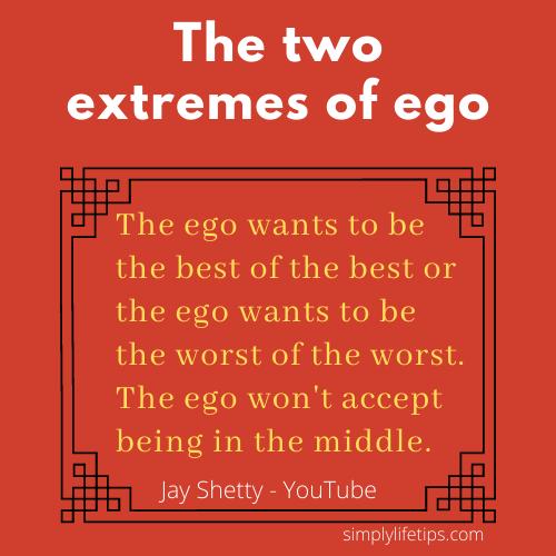Ego Quote Jay Shetty