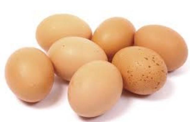 6.Whole egg