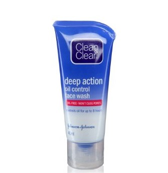Clean And Clear Deep Action Oil Control Face Wash