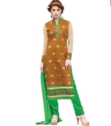 straight kurta Churidar Neck Designs For Stitching
