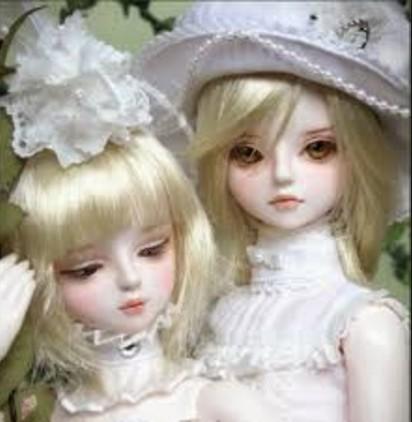 sweet barbie doll in christian bridal wear hd wall paper